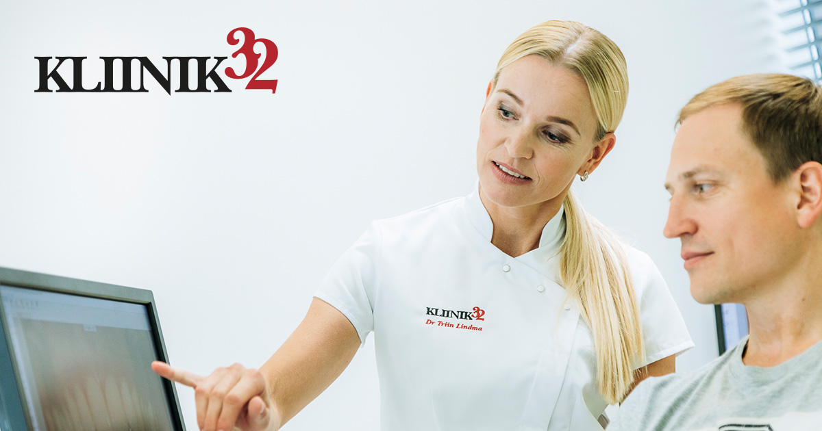 Dr  Anu Heinvee - Kliinik32