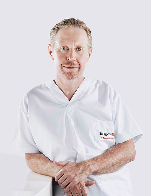 Dr. Lauri Vahtra